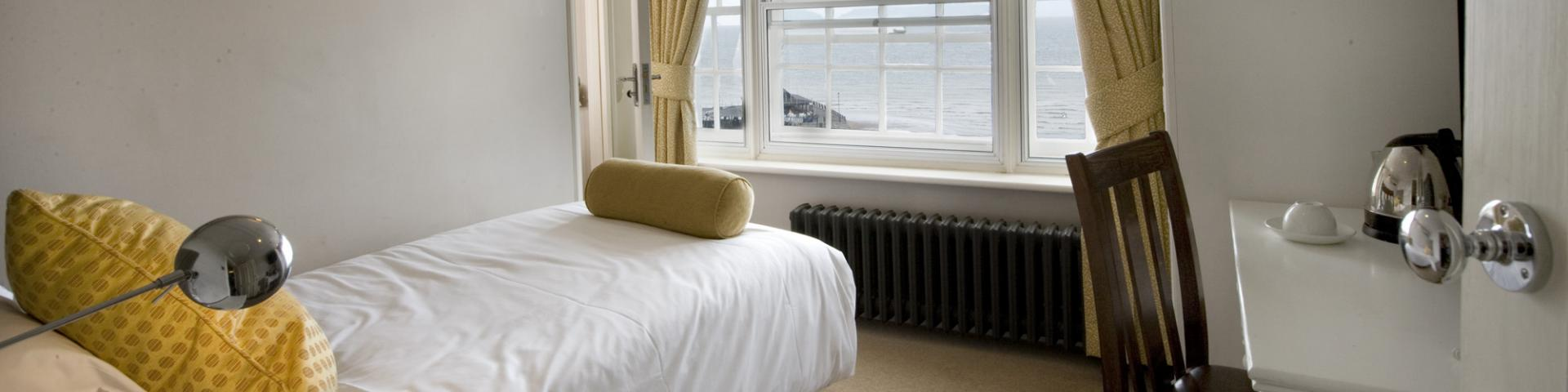 Royal Albion, Broadstairs - Single Room